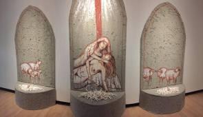Aaron Dela Rosa, Art 110, Spring '16 - Panorama view.